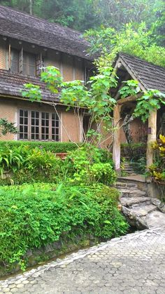 The Paleo Cottage