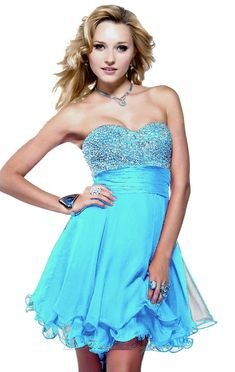Alyce Strapless Party Dress | Formal', Graduation and Dresses.