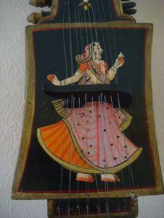 Painted Sarangi