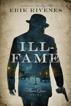 Ill Fame —Cover design by BookFly Design