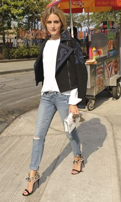 Olivia Palermo's style transformation and the sartorial rules she lives by | Stylist Magazine