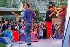 """Suburban Legends (Band), Live @ Disneyland"""