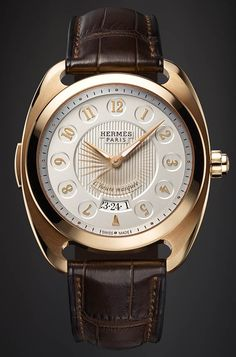La Cote des Montres : La montre Hermès Dressage L'heure masquée - Le temps de…