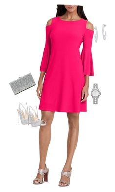 """""""Party time"""" by finleygirl357 on Polyvore featuring Ralph Lauren, Vince Camuto, Sole Society, bürgi and Swarovski"""