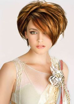 hair styles for with bangs brown lowlights and highlight hair color with side 4316
