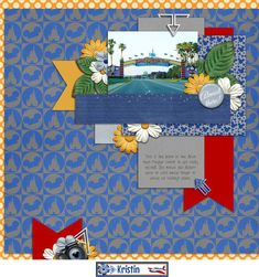 Mad for the Mouse: Have you heard? Disney Magical Express, Digital Scrapbooking, Scrapbooking Ideas, Almost There, Disney Scrapbook Pages, Mad, Movie Posters, Film Poster, Scrapbooking Layouts