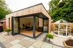 Swift portfolio of garden rooms is large and varied in Cheshire, UK