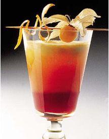 Cocktail aux fruits de la passion pour 4 personnes - Recettes Elle à Table - Elle à Table