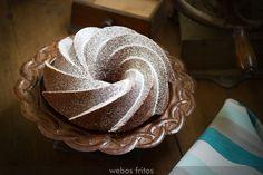 Un bizcocho estupendo porque es jugoso y con un sabor intenso a chocolate