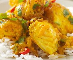 Pollock Curry - Cheaper than a takeaway, tastier and a much healthier too! What's not to like! - www.fishisthedish.co.uk/recipes/pollock-curry