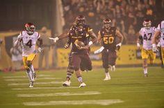 Photo Gallery: ASU vs. USC - Arizona State Sun Devils