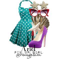 """Ariel"" by eli2612 on Polyvore"
