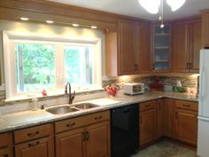 1000 images about kitchen cabinets on pinterest maple cabinets hickory kitchen cabinets and Kitchen design brookfield ct