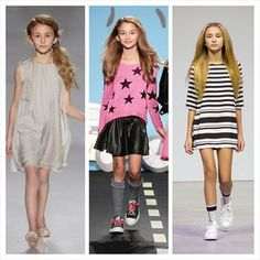 Recapping @angelina_porcelli on the #petitePARADE runway ... #tbt