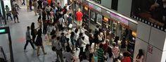 le MRT, la première cause de rhume à Singapour