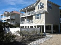 St George Island House Rental: Serenity Now, Priv. Pool, Gulf View, Fun House 1 Blk To Beach | HomeAway