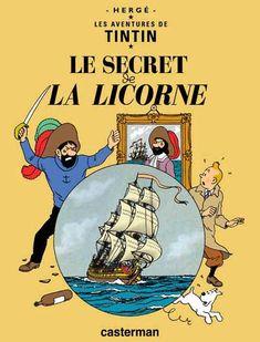 Tintin -11- Le secret de la licorne - BD