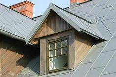 Pokrycie dachowe z blachy płaskiej