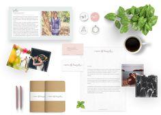 Noiva Tranquila por Samantha Cooley - Le Bear Design