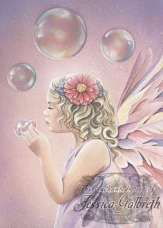 Jessica Galbreth Prints   Fairy Art and Gifts from Fantasy Artists at Fairies and Fantasy