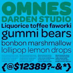 Most Popular WebINK Web Fonts of 2013 DardenStudio Omnes