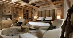 old wood interior 2