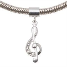 Pandora charm, this one would is beaut, i love this because i love music