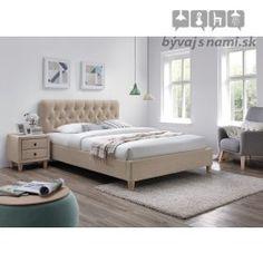 Čalúnená posteľ MARINA 180