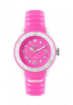 Ice-Watch Ice Glow Small Pink Armbanduhr