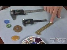 Video Tutorial - Measuring with Calipers - Fire Mountain Gems and Beads