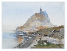 Mnt St. Michel | by edohannema