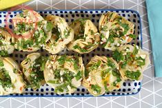 Artichoke Salad, Artichoke Recipes, Turkish Fashion, Turkish Style, Fresh Rolls, Parsley, Cake, Potato Salad, Sushi