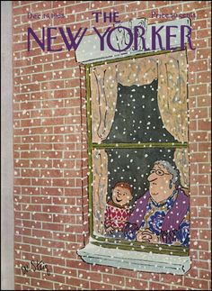 The New Yorker Cover ~ December 14, 1968