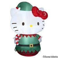 """Airblown®  Hello KittyAirblowns  Canadian Tire, Toys """"R"""" Us, Garden Ridge"""