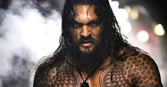 First Official Aquaman Movie Photo Reveals Jason Momoa's New Look -- Jason Momoa looks ripped and angry as Arthur Curry in his first solo Auqaman outing. -- http://movieweb.com/aquaman-movie-jason-momoa-official-photo/