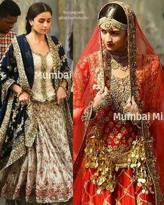 Kalank ✨💫 #AliaBhatt #Kalank Indian Bridal Sarees, Indian Bridal Fashion, Pakistani Bridal Dresses, Indian Wedding Outfits, Pakistani Outfits, Indian Dresses, Indian Outfits, Wardrobe Sale, Saree Photoshoot