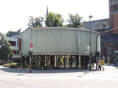 """Marienplatz Rheydt - Marienplatz Mönchengladbach - """"Kuchenteller"""" Rheydt"""