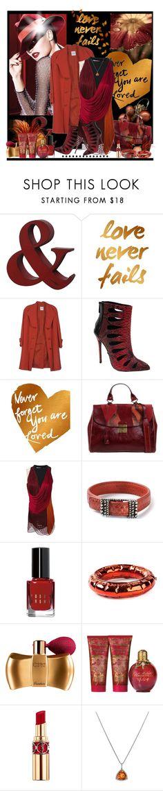 """Untitled #662"" by littlesheri ❤ liked on Polyvore featuring Moschino, The Highest Heel, Marc Jacobs, STELLA McCARTNEY, Guerlain, Bottega Veneta, Bobbi Brown Cosmetics, MM6 Maison Margiela and Yves Saint Laurent"
