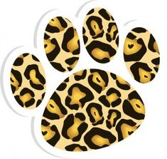 Jaguar Paw Print Clip Art - Cliparts.co
