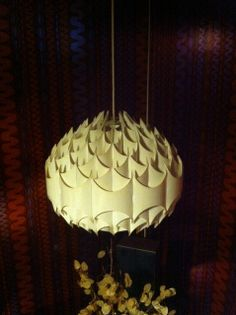 Havlova Milanda Mid Century Modern Pendant Lamp For Vest (Austria, 1960u0027s).