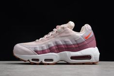 8ecaace720d WMNS Nike Air Max 95 Barely Rose Hot Punch 307960-603