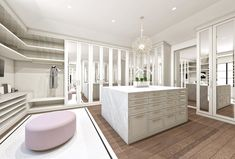 Find the greatest dressing room pointers, designs & inspiration to match your design. Browse through photos of dressing rooms & storage rooms to develop your optimal house. Dressing Room Mirror, Dressing Room Design, Dressing Rooms, Walk In Closet Design, Closet Designs, Master Closet Design, Bathroom Interior Design, Interior Design Living Room, Modern Small House Design