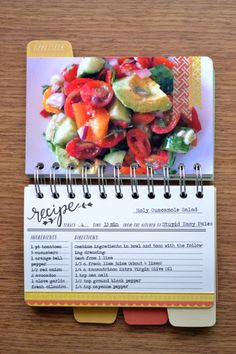 We R Cinch Recipe Book by Aly Dosdall 4