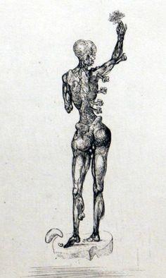 Les Chants De Maldoror 1934 (Early) by Salvador Dali - Etching