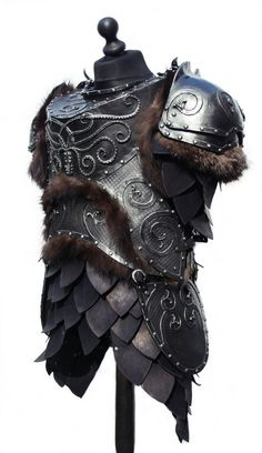 Kraken armour by malcairion.devian... on @deviantART. #Armor