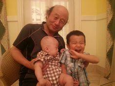할아버지와 손자들