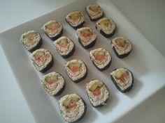 Dukan sushi - Oat bran