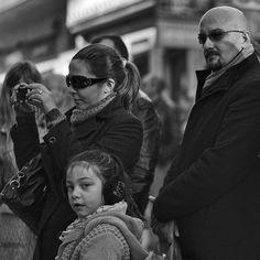 Portugal - People - faces in a croud ... (7) by fatima salcedo