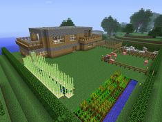 My computer just got repaired. Lost all my stuff D: I might do my new minecraft house like this.