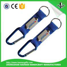 high quality key tag carabiner keychain/carabiner lanyard/carabiner lanyard strap keyring